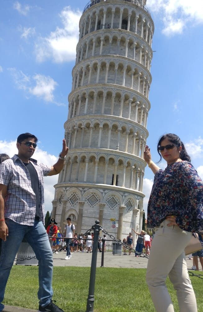 Europe tours from Jammu
