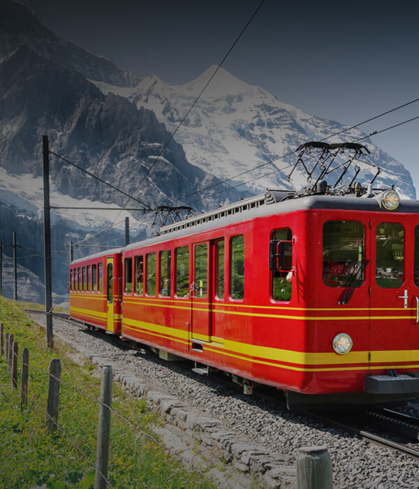 Swiss tour from India